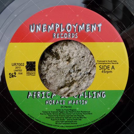 Horace Martin - Africa Is Calling