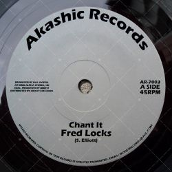 Fred Locks - Chant It