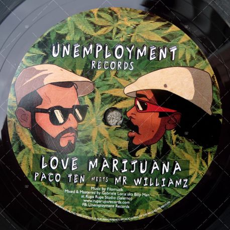 Paco Ten meets Mr Williamz- Love Marijuana