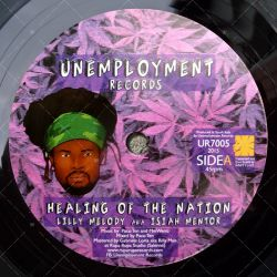 Lilly Melody aka Isiah Mentor - Healing Of The Nation