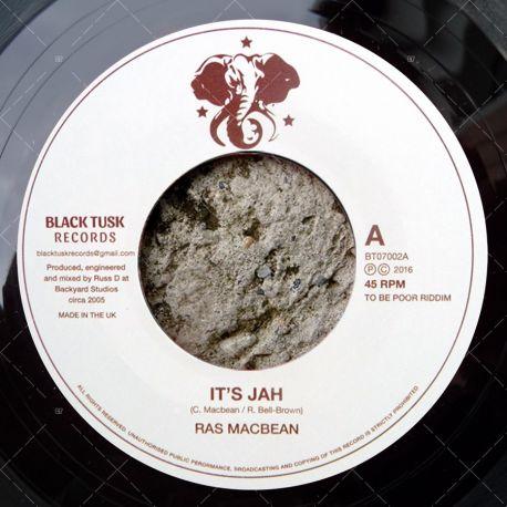 Ras MacBean - It's Jah