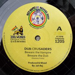 Dub Crusaders - Beware The Vampire