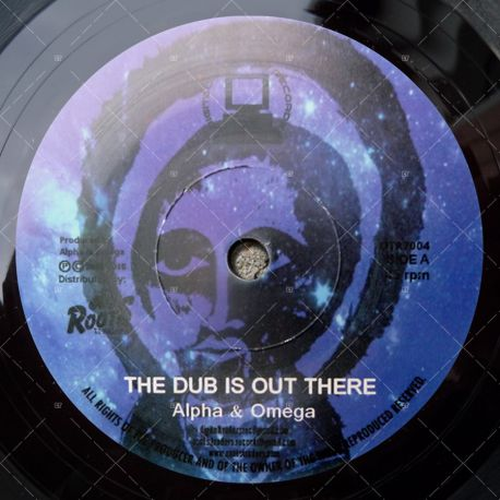 Alpha & Omega - The Dub Is Out There,