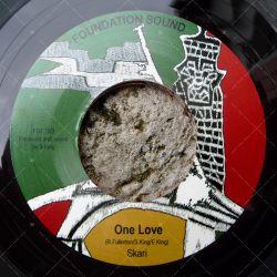 Skari - One Love