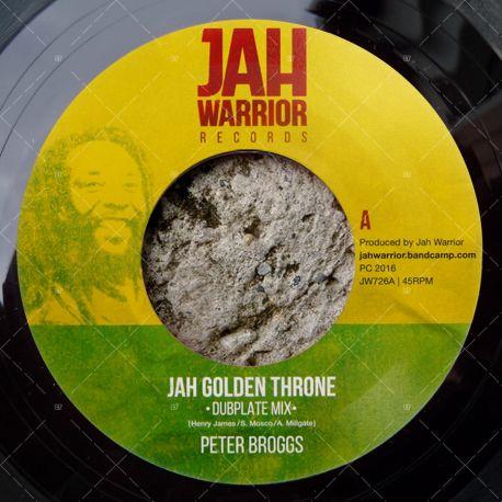 Peter Broggs - Jah Golden Throne (Dubplate Mix)